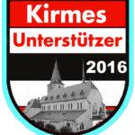 Kirmes Unterstützer 2016 tuerkis