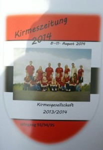 Kirmeszeitung2014